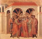 Judas' Pact wiht the Pharisees