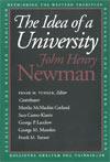 John Henry Newman: Idea of a University